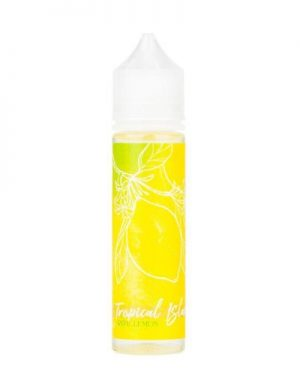 Tropical Island Ripe Lemon