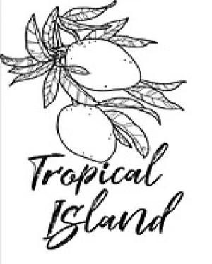 Tropical Island Salt