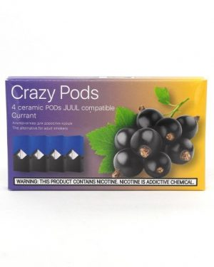 Crazy Pods Cartridge Currant