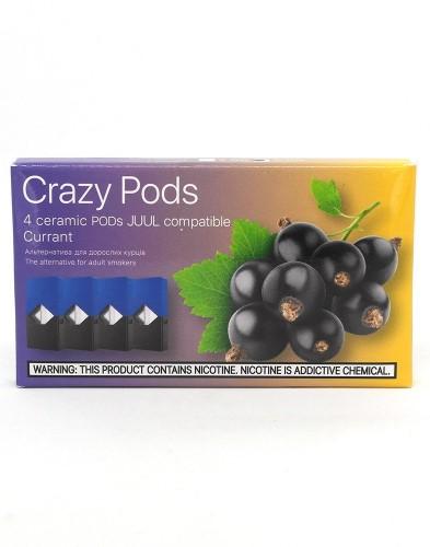 Crazy Pods Cartridge Currant
