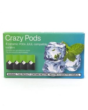 Crazy Pods Cartridge Ice Mint