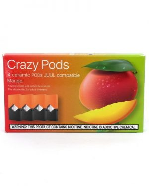 Crazy Pods Cartridge Mango