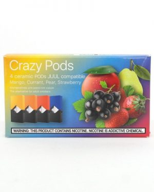 Crazy Pods Cartridge Mix