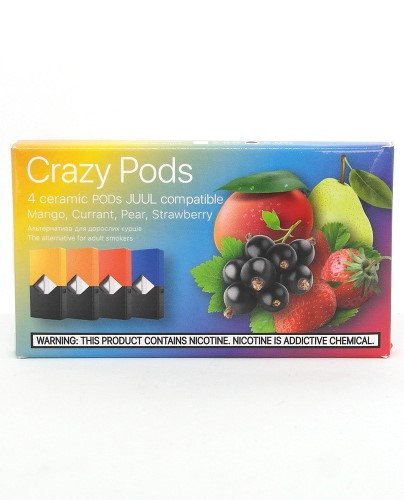 Crazy Pods Cartridge Mix