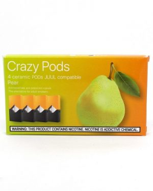 Crazy Pods Cartridge Pear