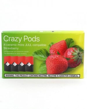 Crazy Pods Cartridge Strawberry