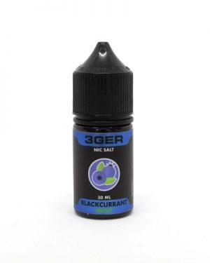3Ger Salt Blackcurrant Mint