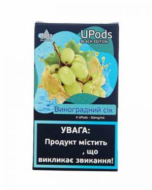 Upods BE Cartridge Виноградный сок