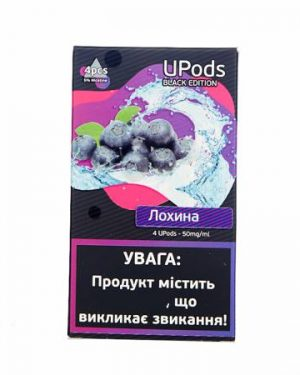 Upods BE Cartridge Голубика