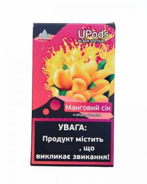 Upods BE Cartridge Манговый сок