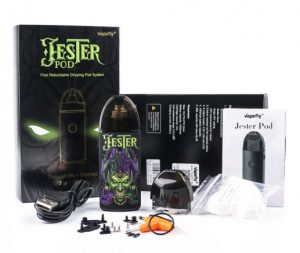 Vapefly Jester Pod DIY Edition kit