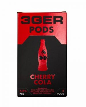 3Ger Pods Cartridge Cherry Cola