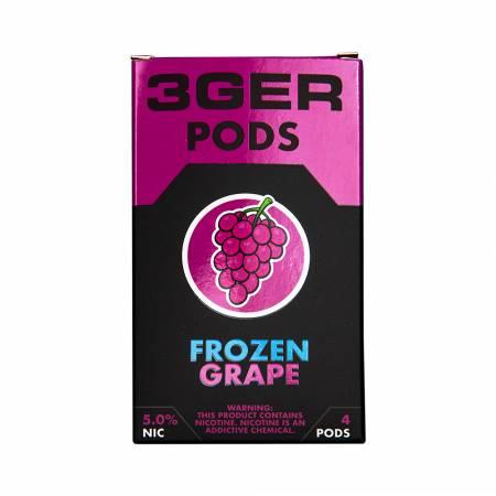 3Ger Pods Cartridge Frozen Grape