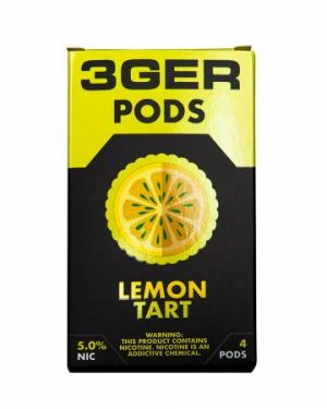3Ger Pods Cartridge Lemon Tart
