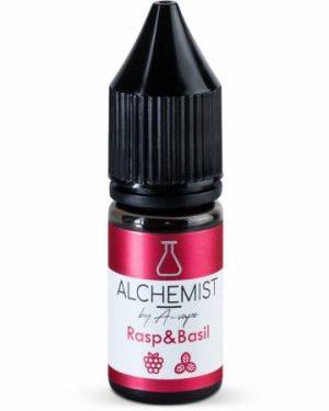 Alchemist Salt Rasp Basil