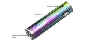 Eleaf iJust 3 Pro battery