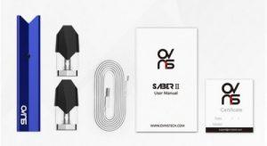 OVNS Saber 2 Pod kit лого