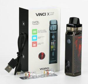 Voopoo Vinci X 70W Pod kit