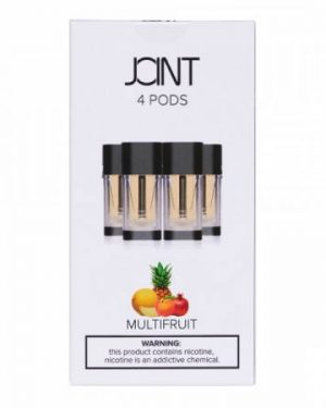 Joint Pods Cartridge Multifruit