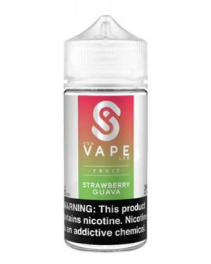 USA Vape Lab Strawberry Guava