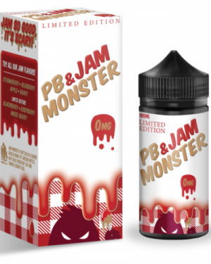 Jam Monster PB LE Strawberry
