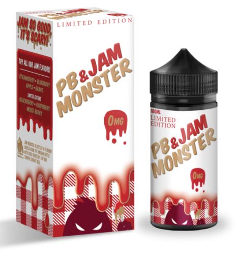 Jam Monster PB LE Strawberry