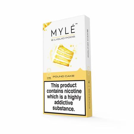 MYLE Pods Cartridge Pound Cake