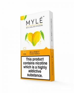 MYLE Pods Cartridge Sweet Mango