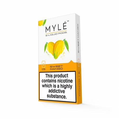 MYLE Pods Cartridge Sweet Mango