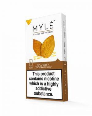 MYLE Pods Cartridge Sweet Tobacco