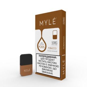 MYLE Pods Cartridge Tobacco