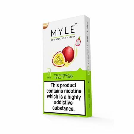 MYLE Pods Cartridge Tropical Fruit Mix