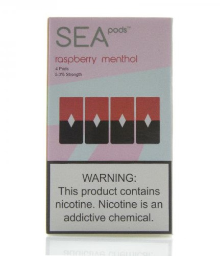 SEA Pods Cartridge Raspberry Menthol