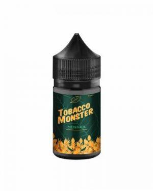 Tobacco Monster Menthol