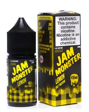 Jam Monster Salt Lemon