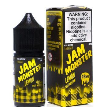 Jam Monster Salt Lemon