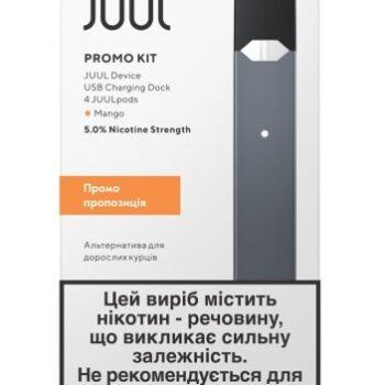 JUUL BUNDLE kit Mango