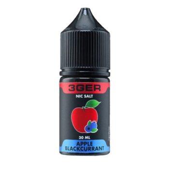3Ger Salt Apple Blackcurrant
