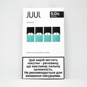 JUUL Pods Menthol