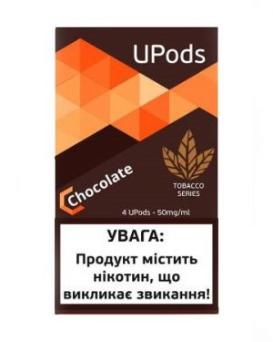 Upods Tobacco Cartridge Chocolate