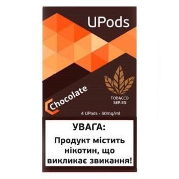 Upods Tobacco Cartridge Chocolate