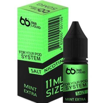 B&B Liquid Mint Extra